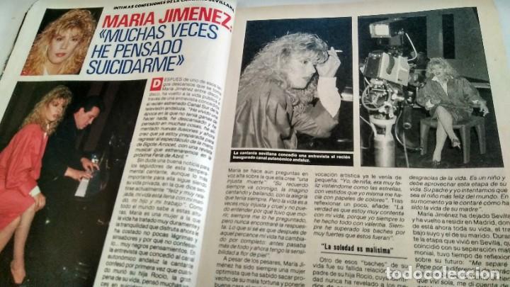 Coleccionismo de Revista Pronto: REVISTA PRONTO 881 LOLA FLORES, JULIO IGLESIAS, PILAR MIRÓ, EUGENIO, GORILAS EN LA NIEBLA - Foto 4 - 194901371