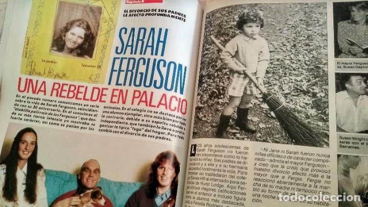 Coleccionismo de Revista Pronto: REVISTA PRONTO 913 AÑO 1989 VICKY LARRAZ, CAMILO JOSÉ CELA NOBEL, PAQUITA RICO, IÑAQUI GABILONDO - Foto 3 - 194903501