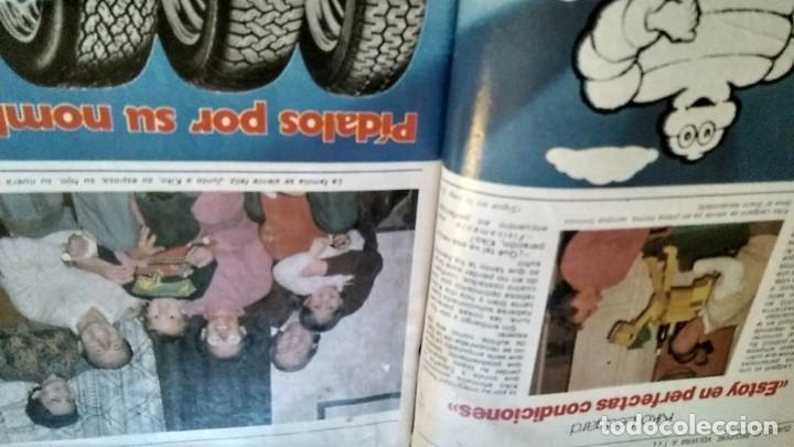 Coleccionismo de Revista Pronto: REVISTA PRONTO 521 AÑO 1982 ANUNCIO SUPER POP MECANO, PAJARES, ROCÍO JURADO, ISABEL PANTOJA - Foto 8 - 195076560