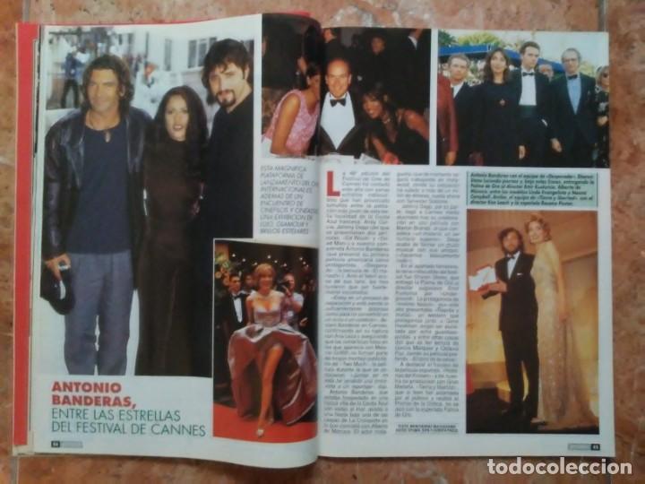 Coleccionismo de Revista Pronto: Revista Pronto n° 1205 10-6-95 junio Año 1995 Antonio Flores Anexo Lola de España 3 - Foto 17 - 197431097
