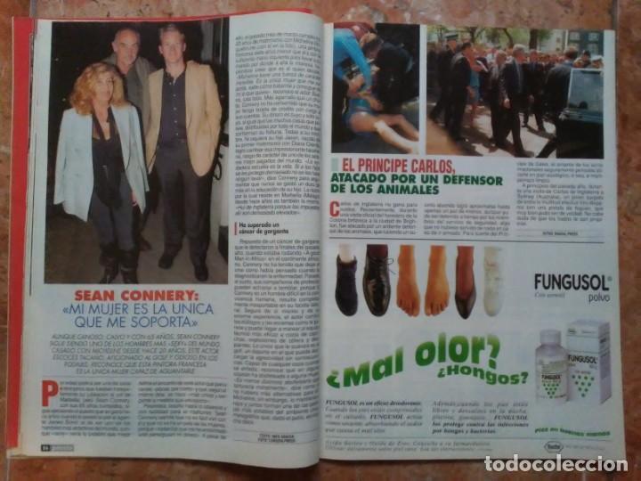 Coleccionismo de Revista Pronto: Revista Pronto n° 1205 10-6-95 junio Año 1995 Antonio Flores Anexo Lola de España 3 - Foto 18 - 197431097