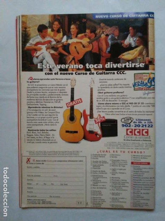 Coleccionismo de Revista Pronto: Revista Pronto n° 1205 10-6-95 junio Año 1995 Antonio Flores Anexo Lola de España 3 - Foto 23 - 197431097