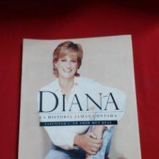 Coleccionismo de Revista Pronto: DIANA DE GALES LA HISTORIA JAMÁS CONTADA. Lote 200388971