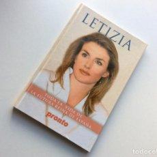 Coleccionismo de Revista Pronto: ENVÍO 8€. REVISTA PRONTO ESPECIAL LETIZIA 2004. Lote 203979876