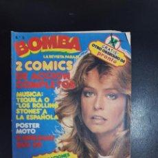 Coleccionismo de Revista Pronto: COMIC REVISTA PRONTO BOMBA NUMERO 5. Lote 204070035