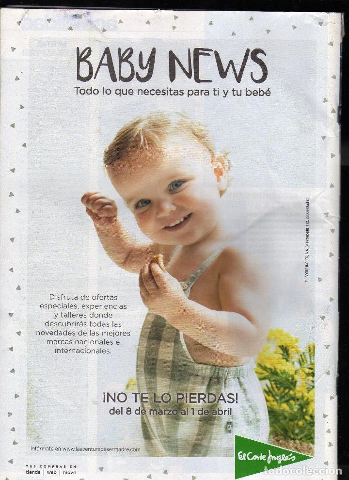 Coleccionismo de Revista Pronto: REVISTA PRONTO Nº 2393 - 17-3-2018 · 112 PÁGINAS - (PESO: 210 GRAMOS) · En portada: Reina Letizia - Foto 2 - 206134568