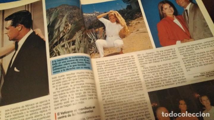 Coleccionismo de Revista Pronto: Revista Pronto 1103 Grecia Colmenares Topacio Manuela en Hollywood, Camilo Sesto, Sonia Martínez - Foto 2 - 206188297