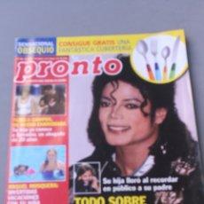 Coleccionismo de Revista Pronto: REVISTA PRONTO , NÚMERO 1941. Lote 206422297