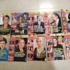 Coleccionismo de Revista Pronto: REVISTA PRONTO 2010. Lote 207561205
