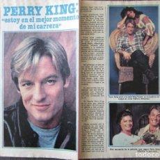 Coleccionismo de Revista Pronto: RECORTE REVISTA PRONTO Nº 438 1980 PERRY KING. Lote 211976493