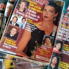 Coleccionismo de Revista Pronto: LOTE 15 REVISTAS AÑO 1997 DE PRONTO. Lote 212484085