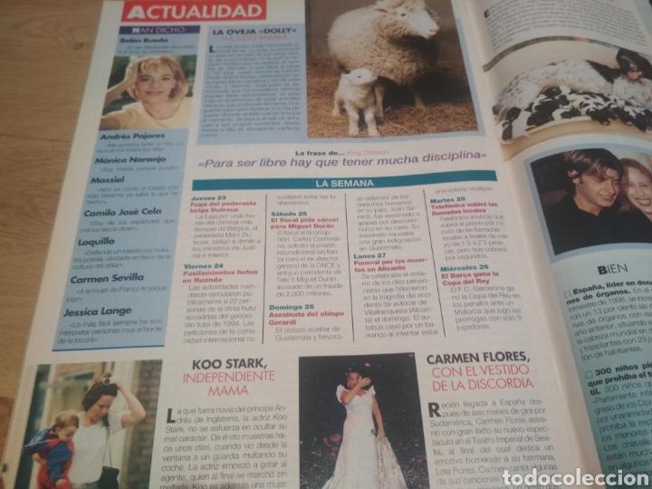 Coleccionismo de Revista Pronto: Mónica Naranjo revista Pronto de 1998 - Foto 2 - 214931860