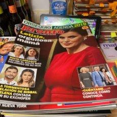 Coleccionismo de Revista Pronto: LOTE DE 46 REVISTAS PRONTO AÑO 2018. Lote 220431882