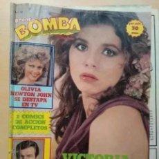 Coleccionismo de Revista Pronto: REVISTA BOMBA NUM 32. PRONTO. Lote 222666465
