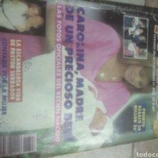 Coleccionismo de Revista Pronto: PRONTO N802.MARY SANTPERE.FELIPE BORBON.ANA BELEN. Lote 227222530