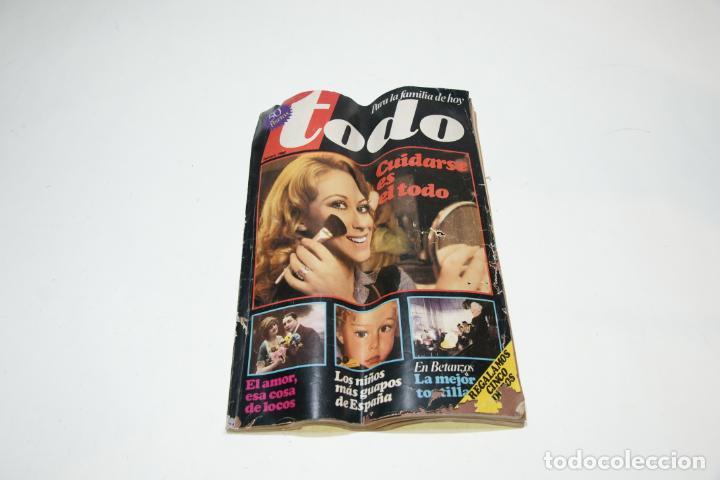 Coleccionismo de Revista Pronto: Lote de 7 revistas variadas. Semana, Lecturas, Dunia, Otras. Maira Gómez Kemp, Diana de Gales, etc. - Foto 8 - 227886345