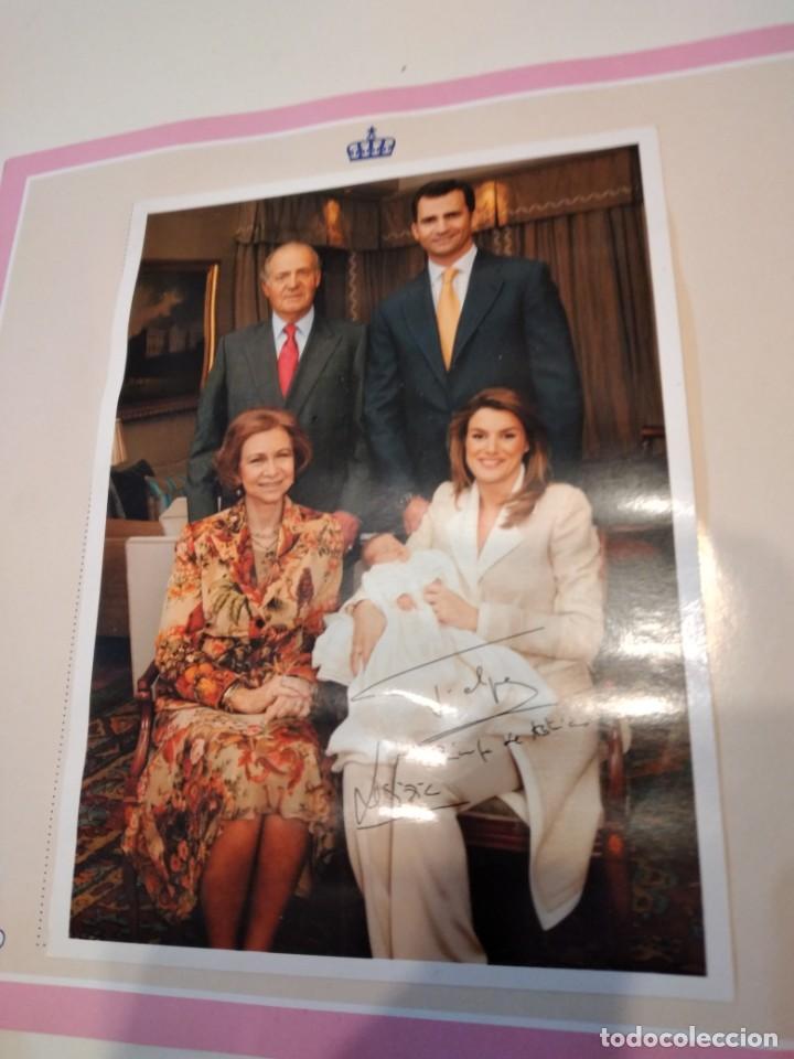 Coleccionismo de Revista Pronto: G-59 FOTOS PRONTO NACIMIENTO LEONOR Y BODA FELIPE Y LETICIA CON FOTOS VER - Foto 4 - 229769125