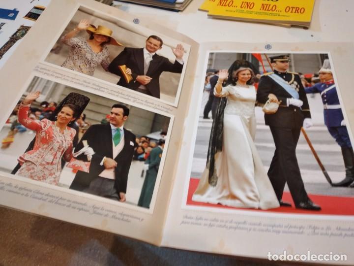 Coleccionismo de Revista Pronto: G-59 FOTOS PRONTO NACIMIENTO LEONOR Y BODA FELIPE Y LETICIA CON FOTOS VER - Foto 9 - 229769125