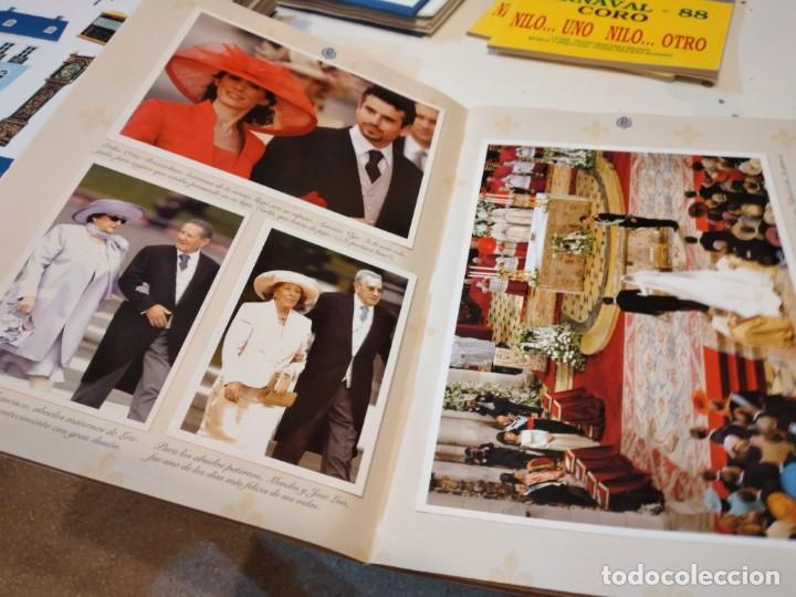 Coleccionismo de Revista Pronto: G-59 FOTOS PRONTO NACIMIENTO LEONOR Y BODA FELIPE Y LETICIA CON FOTOS VER - Foto 10 - 229769125