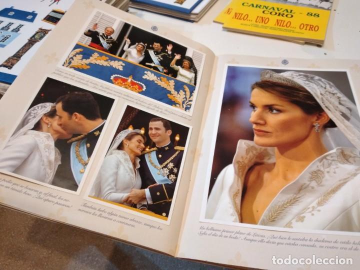 Coleccionismo de Revista Pronto: G-59 FOTOS PRONTO NACIMIENTO LEONOR Y BODA FELIPE Y LETICIA CON FOTOS VER - Foto 12 - 229769125