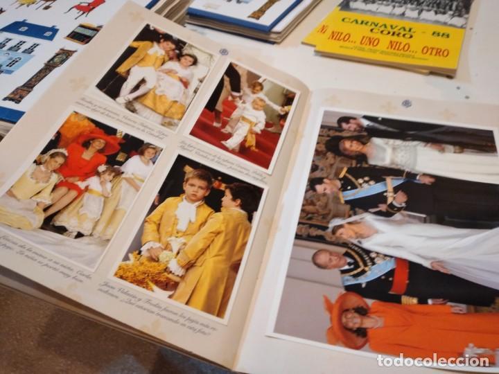 Coleccionismo de Revista Pronto: G-59 FOTOS PRONTO NACIMIENTO LEONOR Y BODA FELIPE Y LETICIA CON FOTOS VER - Foto 13 - 229769125
