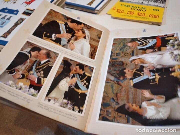 Coleccionismo de Revista Pronto: G-59 FOTOS PRONTO NACIMIENTO LEONOR Y BODA FELIPE Y LETICIA CON FOTOS VER - Foto 14 - 229769125