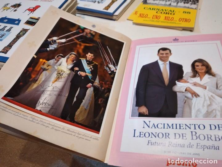 Coleccionismo de Revista Pronto: G-59 FOTOS PRONTO NACIMIENTO LEONOR Y BODA FELIPE Y LETICIA CON FOTOS VER - Foto 15 - 229769125