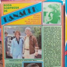 Colecionismo da Revista Pronto: GEORGE PEPPARD BANACECK. Lote 237964665