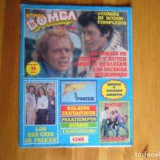 Coleccionismo de Revista Pronto: REVISTA PRONTO 17/12/79 POSTER TEQUILA. Lote 245600750