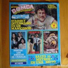 Coleccionismo de Revista Pronto: REVISTA PRONTO 14 / 01/ 1980 POSTER LOS ANGELES DE CHARLIE. Lote 245601175