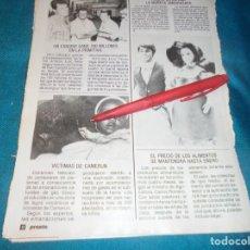 Collezionismo di Rivista Pronto: RECORTE : LLEGA A ESPAÑA LA MUÑECA BARBIE EMBARAZADA. PRONTO, SPTMBRE 1986(#). Lote 251695950
