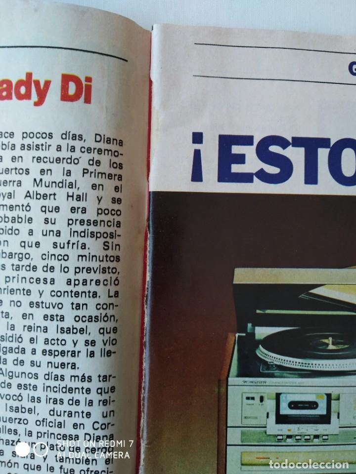 Coleccionismo de Revista Pronto: 2x Revista Pronto no.551 y 555 1982, poster E.T - Foto 3 - 253097420