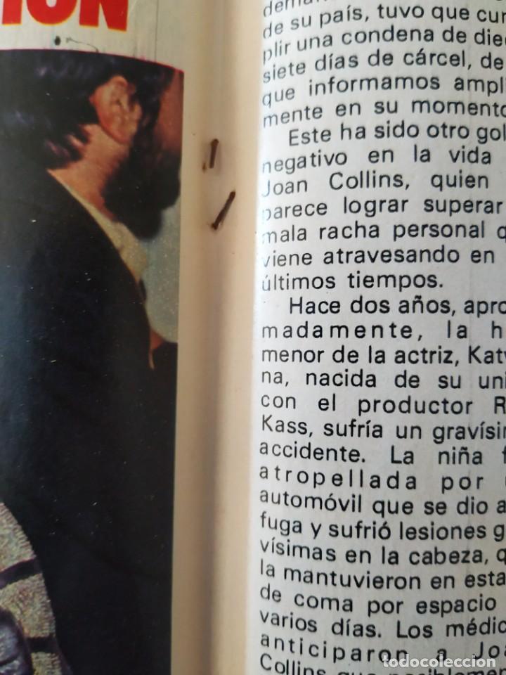 Coleccionismo de Revista Pronto: Revi PRONTO 568 Julio Iglesias Camilo Sesto Massiel Ana Torroja Mecano Sonia Martínez Remedios Amaya - Foto 10 - 261232505