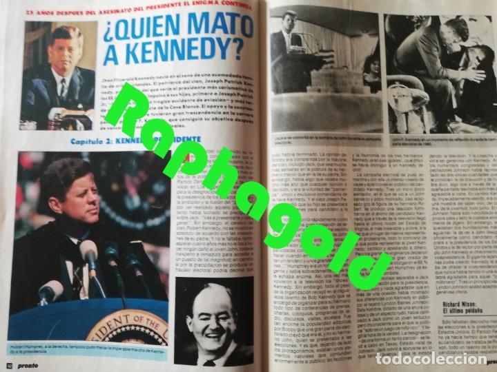 Coleccionismo de Revista Pronto: Revista PRONTO 864 Isabel Pantoja Paloma San Basilio Mari Trini Mecano Tyrone Power Crimen Urquijo - Foto 6 - 262080070