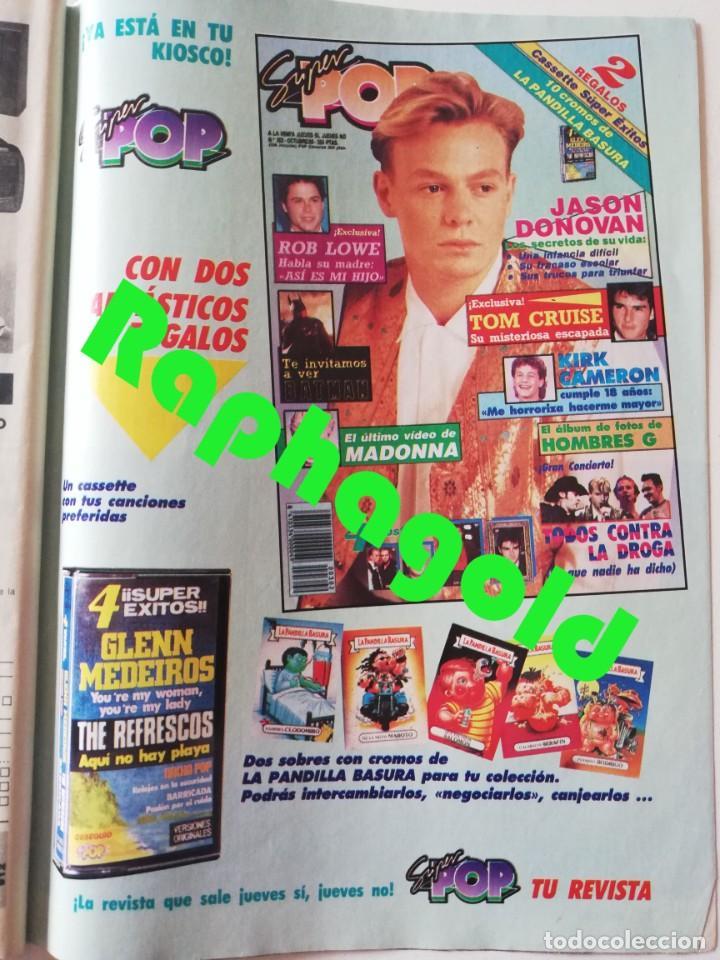 Coleccionismo de Revista Pronto: Revista PRONTO 912 Marta Chávarri Isabel Pantoja Manolo Escobar Lola Flores Julia Otero Jane Fonda - Foto 10 - 262083880