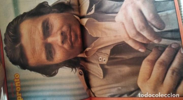 Coleccionismo de Revista Pronto: REVISTA PRONTO 439 OCTUBRE 1980 LOLA FORNER, SARA MONTIEL, ROCÍO JURADO, HEATHER PARISI - Foto 8 - 262096295