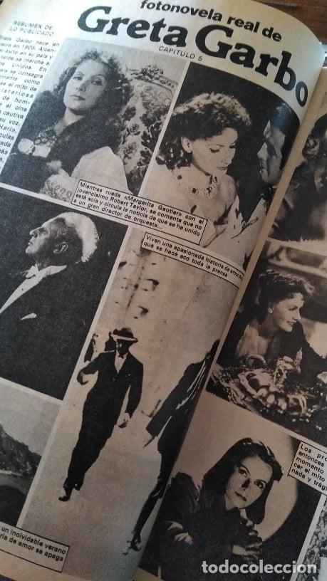 Coleccionismo de Revista Pronto: REVISTA PRONTO 439 OCTUBRE 1980 LOLA FORNER, SARA MONTIEL, ROCÍO JURADO, HEATHER PARISI - Foto 10 - 262096295