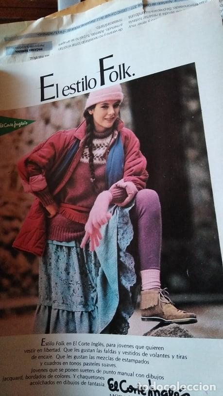 Coleccionismo de Revista Pronto: REVISTA PRONTO 439 OCTUBRE 1980 LOLA FORNER, SARA MONTIEL, ROCÍO JURADO, HEATHER PARISI - Foto 12 - 262096295