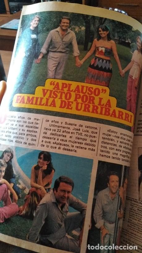 REVISTA PRONTO 439 OCTUBRE 1980 LOLA FORNER, SARA MONTIEL, ROCÍO JURADO, HEATHER PARISI (Papel - Revistas y Periódicos Modernos (a partir de 1.940) - Revista Pronto)