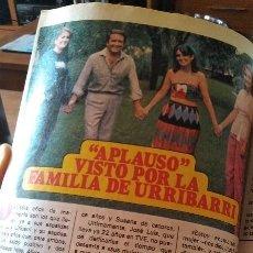 Coleccionismo de Revista Pronto: REVISTA PRONTO 439 OCTUBRE 1980 LOLA FORNER, SARA MONTIEL, ROCÍO JURADO, HEATHER PARISI. Lote 262096295