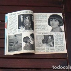Coleccionismo de Revista Pronto: PRONTO / MARISOL, CAMILO SESTO, LEE MAJORS, SHEILA, LONE FLEMING, MARIA JOSE CANTUDO, TOM JONES. Lote 262246455
