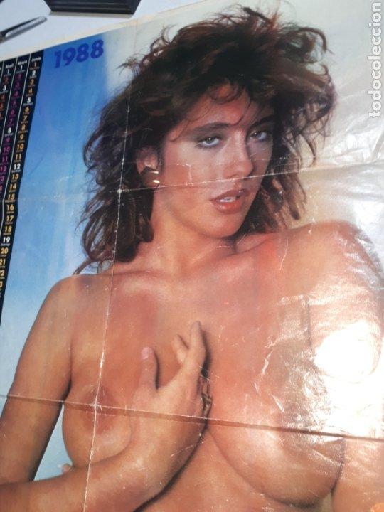 Coleccionismo de Revista Pronto: Doble poster SABRINA Y DON JOHNSON PRONTO 1988 leer descripción - Foto 2 - 262256030