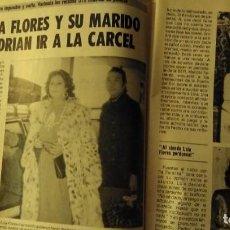 Coleccionismo de Revista Pronto: REVISTA PRONTO 778 ABRIL 1987 LOLA FLORES, ISABEL PISANO, DAVID BOWIE, TONI CANTÓ, ROCÍO JURADO. Lote 262693465