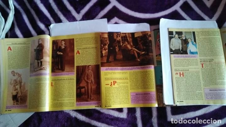 Coleccionismo de Revista Pronto: 3 REVISTAS DE PRONTO CON LA BIOGRAFÍA DE ANTONIO FERRANDIS CHANQUETE VERANO AZUL AÑO 1987 - Foto 3 - 262726120