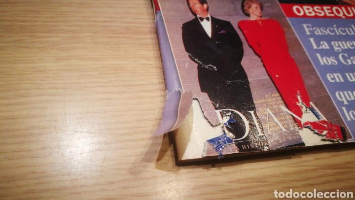 Coleccionismo de Revista Pronto: REVISTA PRONTO N° 1371 - 15/8/98 -LA REINA DE INGLATERRA SE ENTREVISTA EN PRIVADO CON CAMILA PARKER - Foto 2 - 267524654