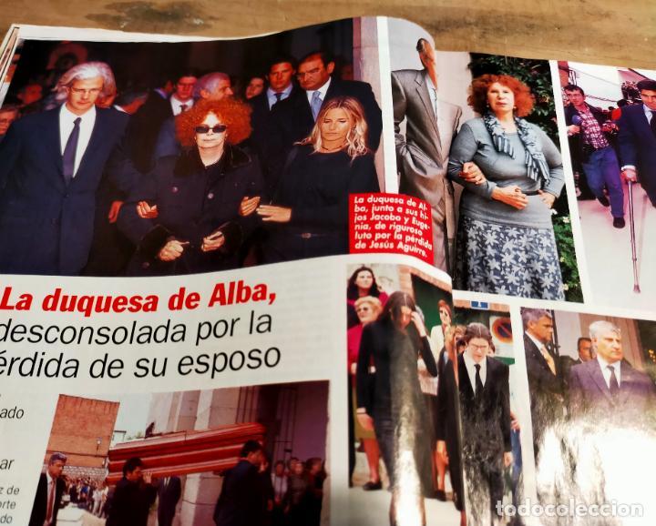 Coleccionismo de Revista Pronto: PRONTO 1516 - 2001 - ADOLFO SUÁREZ- - PACO RABAL - LOLITA Y ROSARIO FLORS - Y MAS - Foto 2 - 272012583