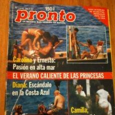 Coleccionismo de Revista Pronto: PRONTO 1316 (1.997) ISABEL PANTOJA - PADRE APELES - NORMA DUVAL RICKY MARTIN , Y MAS. Lote 274287963