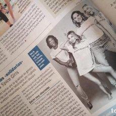 Coleccionismo de Revista Pronto: REVISTA PRONTO AÑO 2019 REPORTAJE POSADO SPICE GIRLS. Lote 286747453