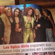 Coleccionismo de Revista Pronto: REVISTA PRONTO 2414 AÑO 2018 SPICE GIRLS, CAMILO SESTO. Lote 286751043