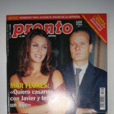 Coleccionismo de Revista Pronto: REVISTA PRONTO, N. 1483.. Lote 287422628